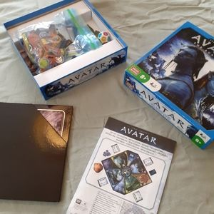 Avatar board game